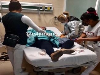 Por riña, menor de 12 años dispara a mujer en Iztapalapa