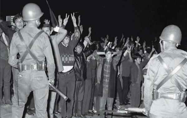 1968: Ejército viola la autonomía de la máxima casa de estudios de México