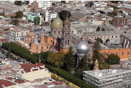 Celaya, Guanajuato: La puerta de oro del Bajío