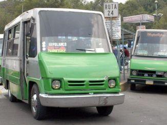 ¡Que siempre no! Microbuseros cancelaron el bloqueo anunciado para este jueves