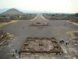 Teotihuacan vuelve a abrir sus puertas el 10 de septiembre