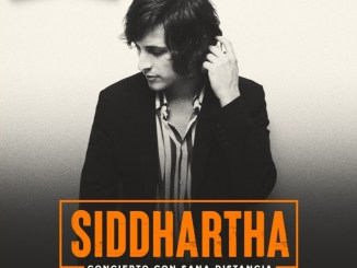Previo a su concierto con sana distancia, Siddhartha es nominado en los Latin Grammy y lanza #VIDEO