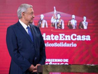 """""""Sabotaje"""" acusa López Obrador en el desabasto de medicamentos contra el cáncer"""