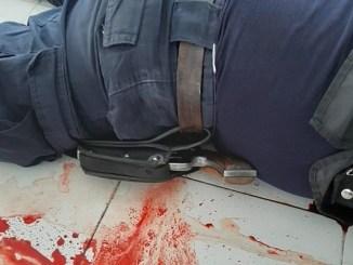 Policía de Cuautitlán Izcalli sostiene una riña con compañero, lo mata y se suicida