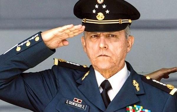 De esto se le señala a Salvador Cienfuegos, exsecretario de Defensa
