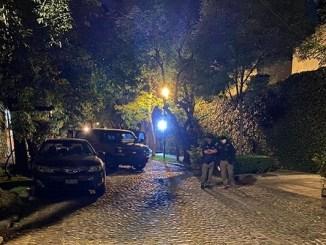 Catean domicilio de Luis Serna, exsecretario de Mancera