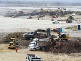 Las obras del nuevo aeropuerto en Santa Lucía incluyen nuevas zonas habitacionales #VIDEO