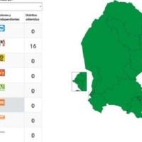 Preliminarmente PRI gana todos los distritos electorales de Coahuila, y la mayoría de Hidalgo