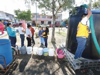 ¡Tome previsiones! 12 colonias de Nezahualcóyotl se quedarán sin agua