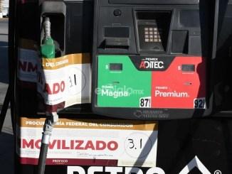 Diez gasolinerías son clausuradas por Profeco por irregularidades
