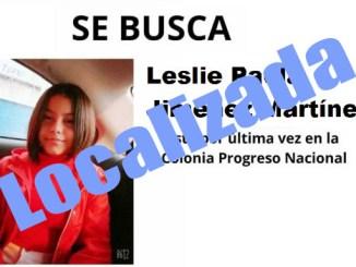 LOCALIZADA Leslie tiene 13 años y salió de su hogar, urge su localización