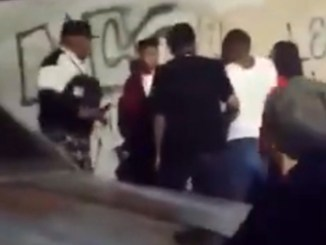 Al menos un herido tras riña con pandilleros de Aguascalientes, con cuchillos y machetes #VIDEO