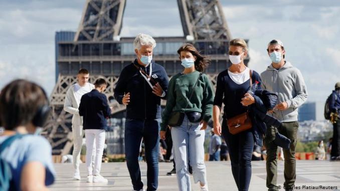 Francia alcanza nuevo récord diario de COVID-19, con 32 mil 427 casos