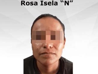 """Detienen a """"La chica de humo"""", presunta líder de plaza en Morelos"""