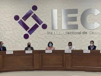 Arranca la jornada electoral en Coahuila para renovar el Congreso local