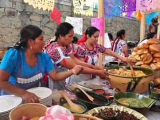 La diversidad de la comida oaxaqueña, destaca en la gastronomía internacional