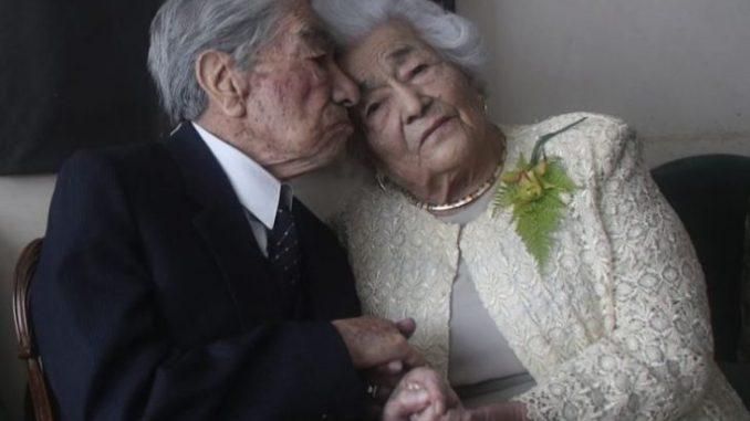 Muere a los 110 años el marido, del matrimonio más longevo del mundo