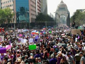 Se esperan 8 manifestaciones en la CDMX, este viernes
