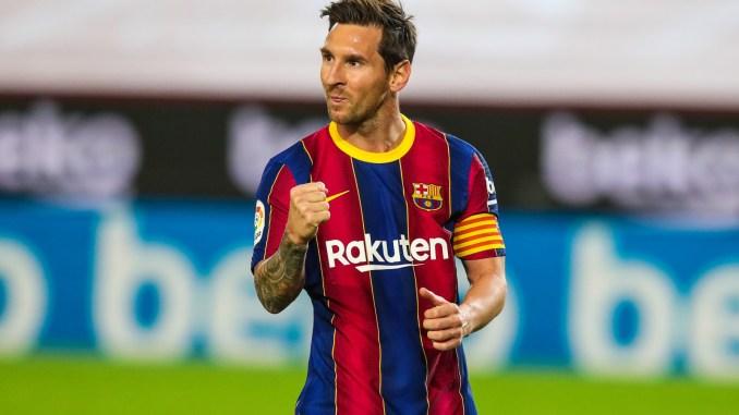 Los récords más grandes de Messi a sus 17 años de debut en el Barcelona