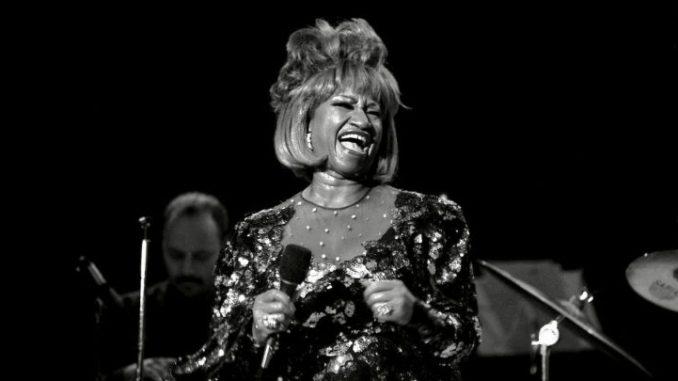 """95 años del nacimiento de Celia Cruz, """"La Reina de la Salsa"""""""