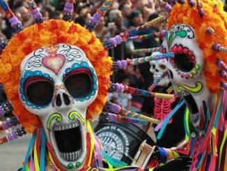 La gastronomía azteca del Día de Muertos