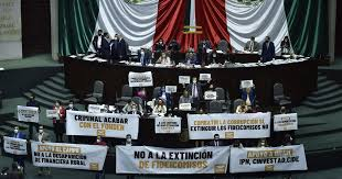 Aprueban diputados dictamen sobre extinción de 109 fideicomisos
