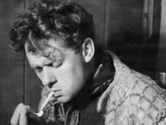 "Nace Dylan Thomas el poeta que inspiró a ""Bob Dylan"""