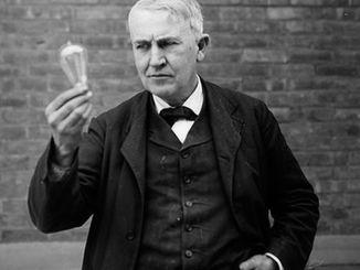 El día que Thomas Alva Edison iluminó al mundo