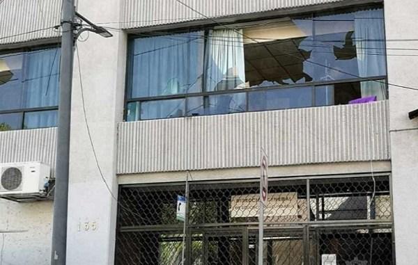 Encapuchados toman oficinas del Colegio de Bachilleres #VIDEO