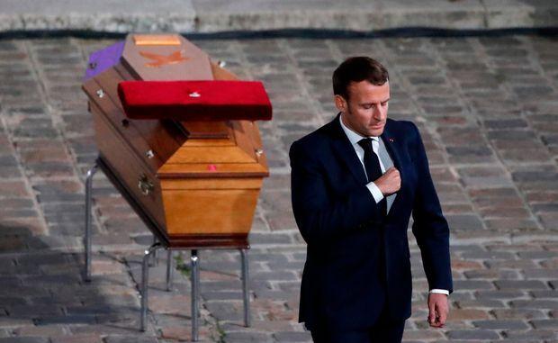 Samuel Paty se convierte en símbolo de la libertad de expresión francesa