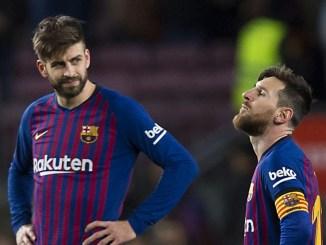 Aseguran que Messi rompió toda relación con Piqué al no apoyarlo en su lucha contra la directiva del Barça