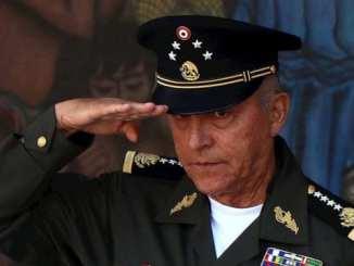Fiscalía pide cadena perpetua para Salvador Cienfuegos