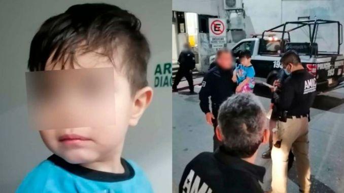 Rescatan a niño robado en Sonora; plagiaria era amiga de su madre