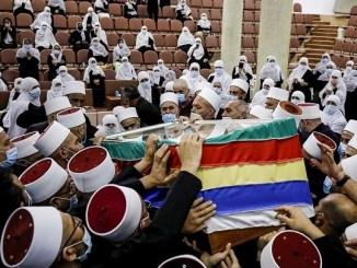 Líder religioso isreaelí muere por Covid-19 y sus seguidores entran a hospital a robar su cuerpo