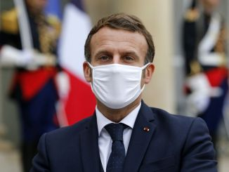 Después del coronavirus, Macron promueve a Francia como destino para inversores