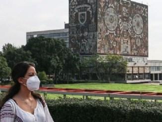 Adelanta UNAM que regreso a clase presencial podría darse escalonadamente en semáforo amarillo