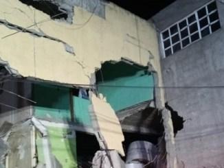 Suman 25 heridos tras explosión en Colonia Morelos