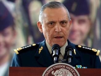 México amenazó con tomar medidas por caso Cienfuegos: dice NYT
