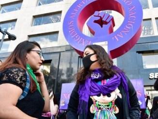 Feministas convocan a marcha y paro total en CDMX el 25 de noviembre