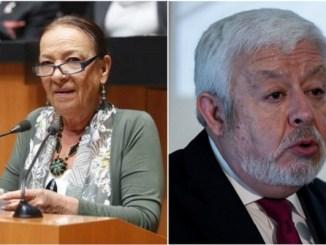 Senadora promociona junto con Jaime Maussan tratamiento contra Covid-19