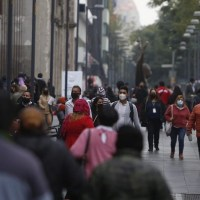 """OMS alerta una """"mala situación ante covid"""" en México"""