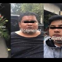 """Detienen a """"floristas"""" que entregaban ramos a domicilio para robar casas"""