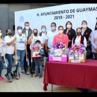 ¡Insensible!, así calificaron al gobierno de Guaymas por regalar palas a las familias para buscar a desaparecidos