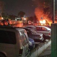 Médico del IMSS muere calcinado en su camioneta en aparente ataque