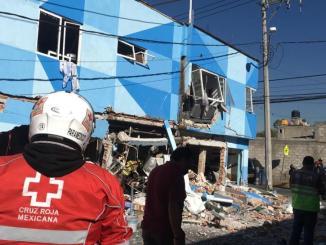 Registran al menos dos lesionados tras explosión en alcaldía Azcapotzalco #VIDEO