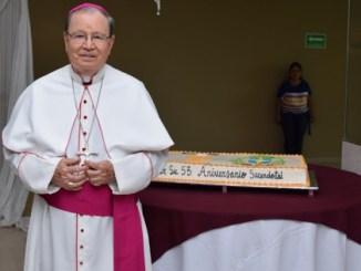 Por COVID-19, muere Monseñor Benjamín Jiménez, obispo emérito de Culiacán