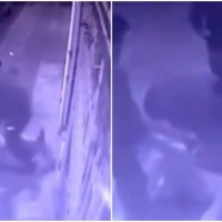 Familia se venga de médico cirujano y lo golpea salvajemente por muerte de menor #VIDEO