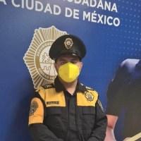 """Policía que devolvió dinero para comprar oxígeno, dice que lo hizo por empatía: """"Yo también tuve Covid"""""""
