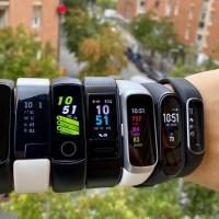 Las 9 mejores pulseras de actividad física