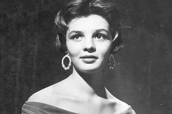 Martha Mijares, eterna figura juvenil del cine mexicano